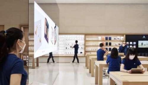 Les employés en Apple Store recevront un bonus de 1 000$