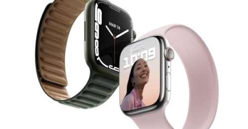L'Apple Watch Series 8 pourrait être disponible en trois tailles différentes