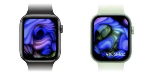 Apple Watch Series 7, la taille d'écran en hausse de 16% selon Bloomberg
