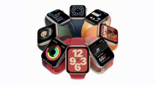 Apple lance de nouveaux bracelets pour Apple Watch Series 7
