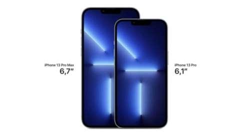 Les précommandes d'iPhone 13 sont officiellement lancées !