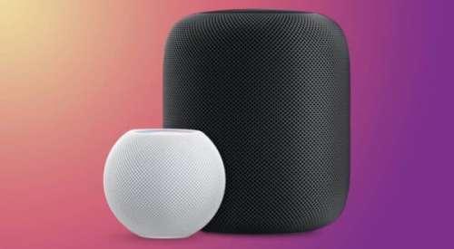 Apple embauche un nouveau responsable de logiciels pour le HomePod