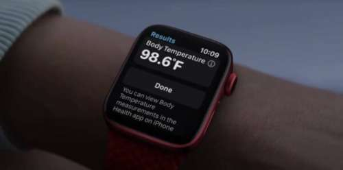Kuo anticipe quelques nouveautés de l'Apple Watch Series 8 et des futurs AirPods