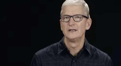 Tim Cook : «Les appareils Apple devraient être utilisés pour la créativité, pas pour le défilement infini»