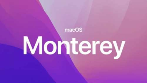 Apple sort macOS Monterey 12 bêta 7