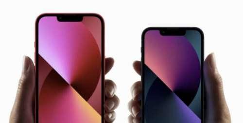 Les fournisseurs donnent la priorité à Apple et à la production d'iPhone 13