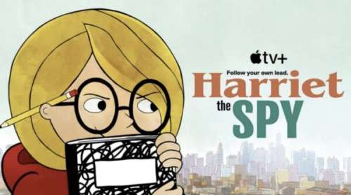 La série animée «Harriet the Spy» arrive bientôt sur Apple TV+