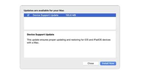 Apple a corrigé les problèmes de synchronisation des mises à jour entre Mac et iOS