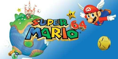 Une cartouche de Super Mario 64 vendue 1,5 million de dollars