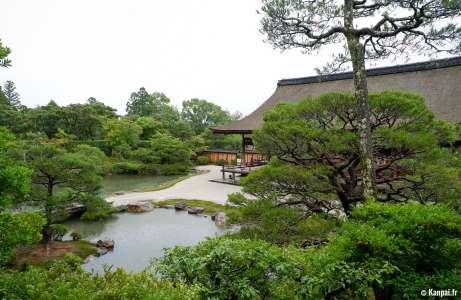 Ninna-ji - Le complexe impérial au nord-ouest de Kyoto