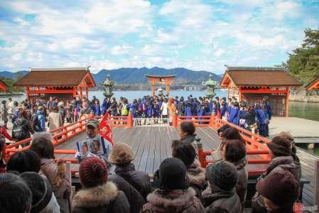 Les pires périodes pour voyager au Japon - L'engorgement de l'archipel en très haute saison