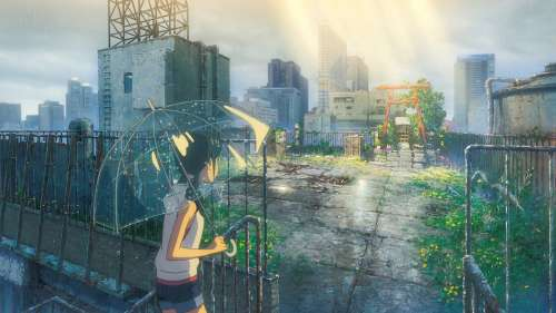 Les enfants du temps (critique) - La suite spirituelle de Your Name (Makoto Shinkai)