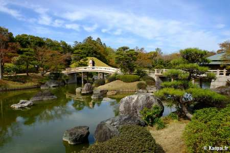 Parc Daisen - Les plus grands et anciens tombeaux Kofun du Japon