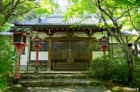 Josho-ji - Le discret temple Nichiren au nord de Kyoto