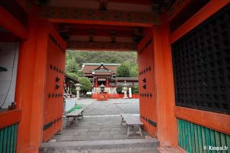 Kishu Tosho-gu - Le mausolée Tokugawa à Wakayama