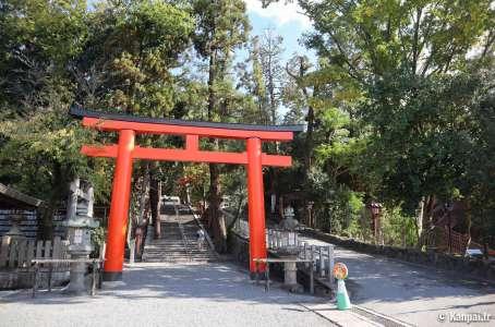 Yoshida-jinja - La balade en forêt en plein cœur de Kyoto