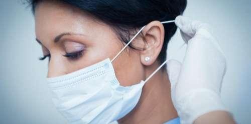 Port du masque: comment prendre soin de votre peau