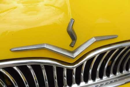 Vintage            Une belle Simca Vedette a été restaurée dans le Pays Fort