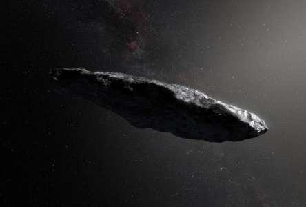 OVNI            Une vie extraterrestre détectée en 2017 ? Un physicien persiste et signe