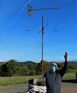 Le vent de la Saint-Martin fait dire aux anciens de la Montagne bourbonnaise que l'hiver sera sec et froid