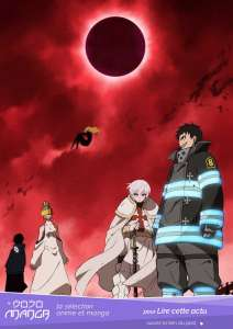 La saison 2 Fire Force : Ni no Shou  aura 24 épisodes