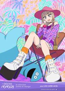 Gal et Dino, l'anime recommence le 3 Octobre 2020