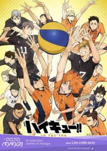Haikyuu!!: To the Top partie 2 en promotion vidéo