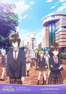 Jaku-Chara Tomozaki-kun, l'anime présente une promotion vidéo