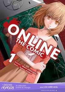 Online - The Comic, le manga devrait se terminer en 15 tomes