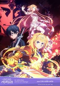 Sword Art Online - Alicization - War of Underworld partie 2 sortira sur Wakanim