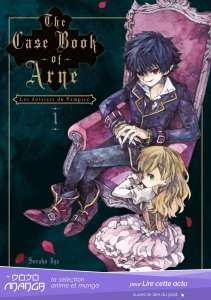The Case Book of Arne, le manga arrive chez Soleil manga