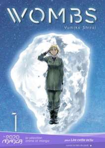 Wombs, le manga de science fiction arrive chez Akata