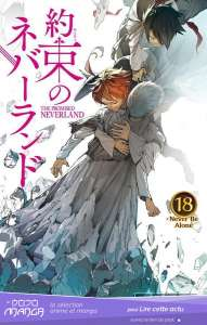 The Promised Neverland, le manga est terminé!