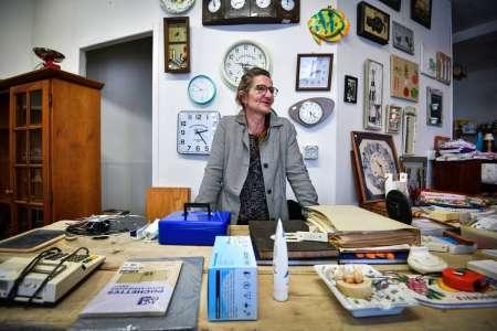 La belle histoire            Trouvé dans une déchetterie de la Nièvre, un tableau a été sauvé in-extremis de la destruction