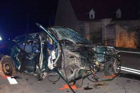 Éjecté du véhicule, un homme de 44 ans décède dans un accident à Gimouille