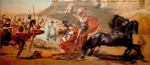 Phébé – Comment Achille et Ulysse peuvent nous guérir de nos mauvaises passions