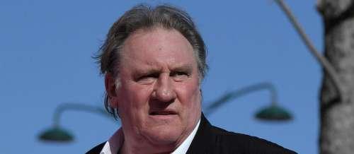 Gérard Depardieu, accusé de viol, a été entendu par la police
