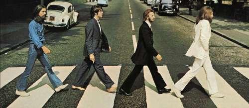 Confinement: le passage piéton d'Abbey Road s'offre un lifting