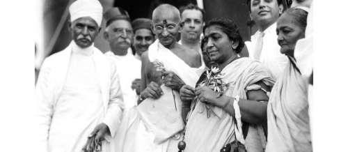 Éloge de la vie simple – Gandhi superstar