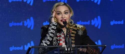 Coronavirus: Madonna affirme avoir été contaminéequand elle était à Paris