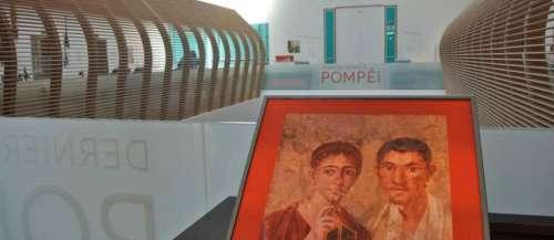 À la table de Pompéi
