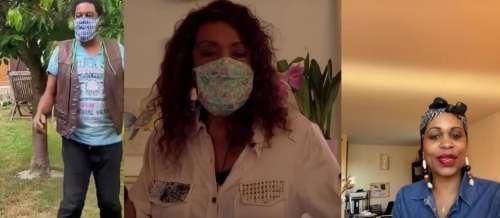 «Sortons masqués»: la Compagnie créole revisite son tube