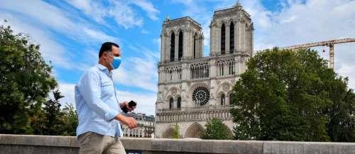 Coronavirus: un Français sur deux craint toujours pour sa santé