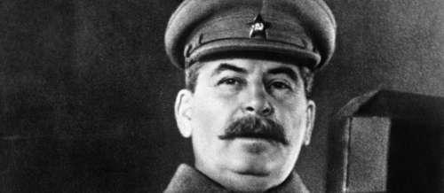 Au secours, Staline revient!