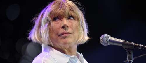 Covid-19: Marianne Faithfull pourrait ne plus jamais chanter