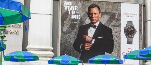 James Bond : la sortie en salles de«Mourir peut attendre» encore repoussée