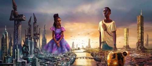 «Iwaju», cette série d'animation «made in Africa» qui a séduit Disney