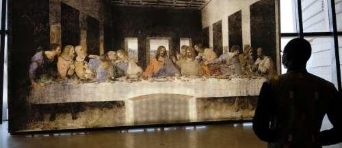 Léonard de Vinci s'expose au musée des Civilisations noires de Dakar