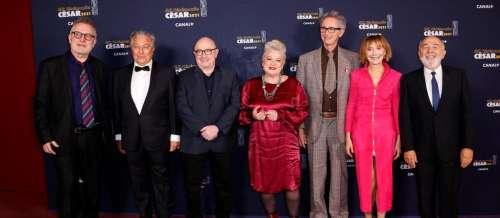 César: le Splendid invité «l'année où il n'y a personne», s'émeut Christian Clavier