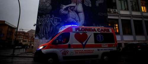Les sirènes des ambulances dérangent la mafia napolitaine